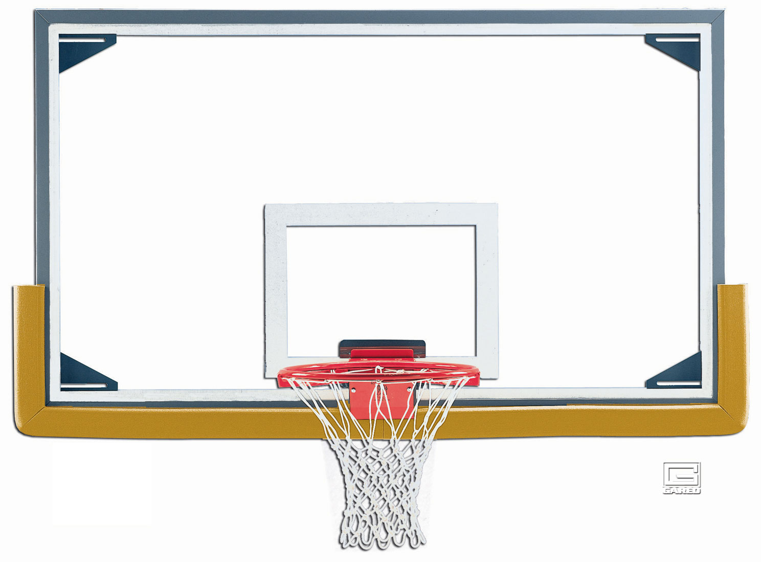 Gared LXP4200 Indoor Backboard Great Prices Indoor Backboards Residential and mercial