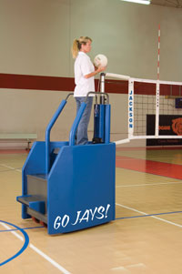Arena Ii Freestanding Portable Volleyball System Buy It